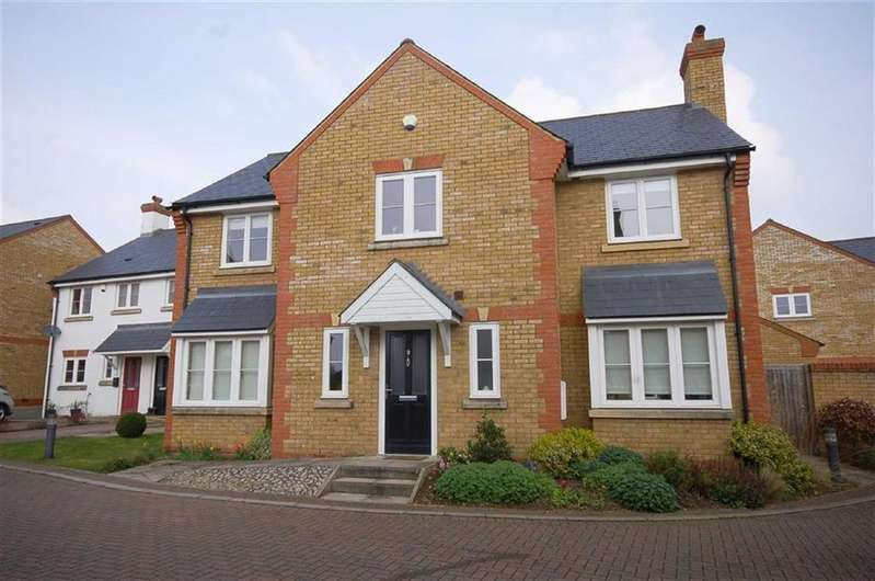 4 Bedrooms House for sale in Endeavour Close, Lower Stondon, Bedfordshire