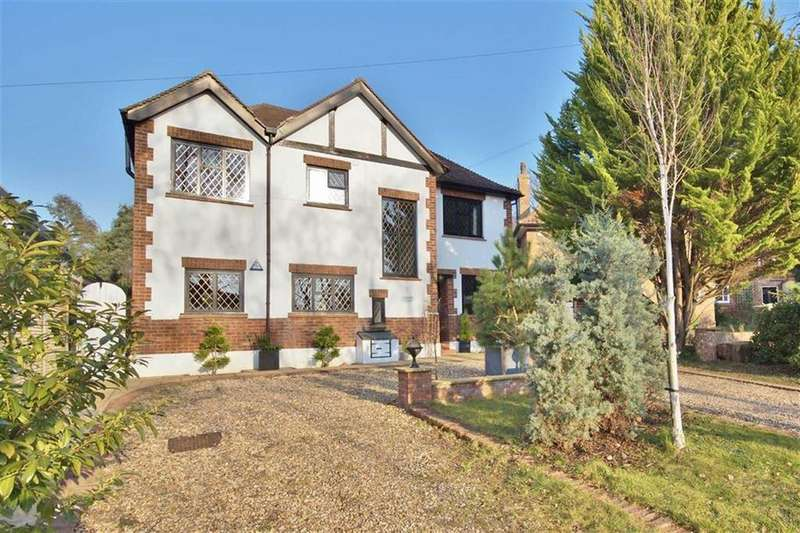 4 Bedrooms Detached House for sale in The Ridgeway, Oxshott, Surrey, KT22
