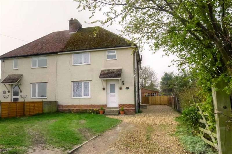 5 Bedrooms Semi Detached House for sale in Heath Road, Swaffham Bulbeck, Cambridge