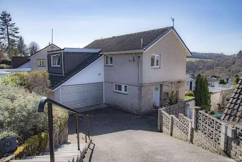 4 Bedrooms Detached House for sale in Coxburn Brae, Bridge of Allan, Stirling, Scotland, FK9 4PS