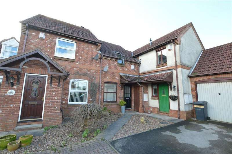 2 Bedrooms Town House for sale in Top House Farm Mews, Fairburn, Knottingley