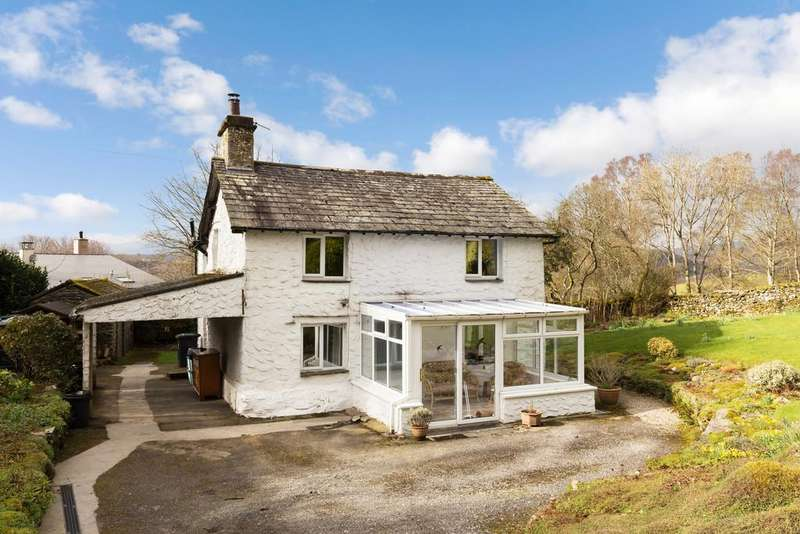 3 Bedrooms Detached House for sale in Greenstile Cottage, Bellman Ground, Bowness on Windermere, Cumbria, LA23 3LX