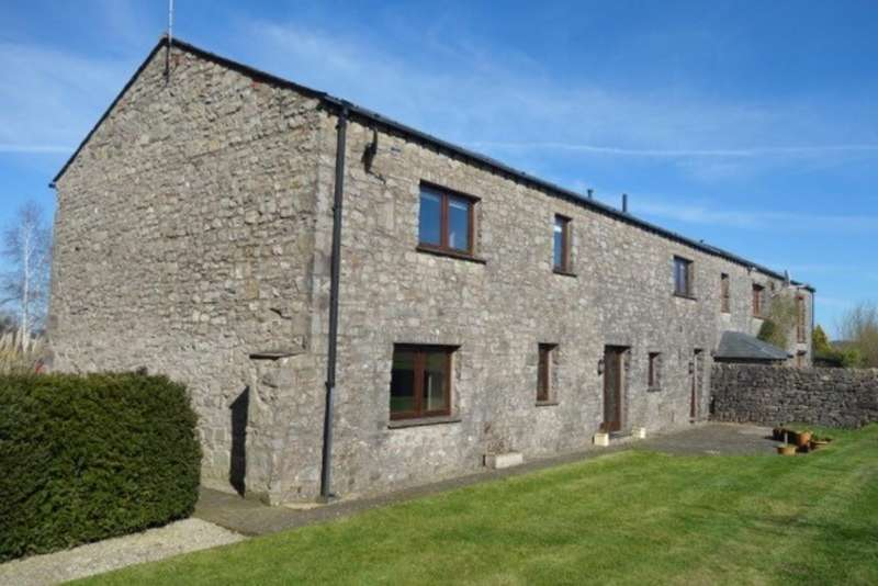 4 Bedrooms Barn Conversion Character Property for sale in Limegarth Barn, Sunnyside Farm, Meathop