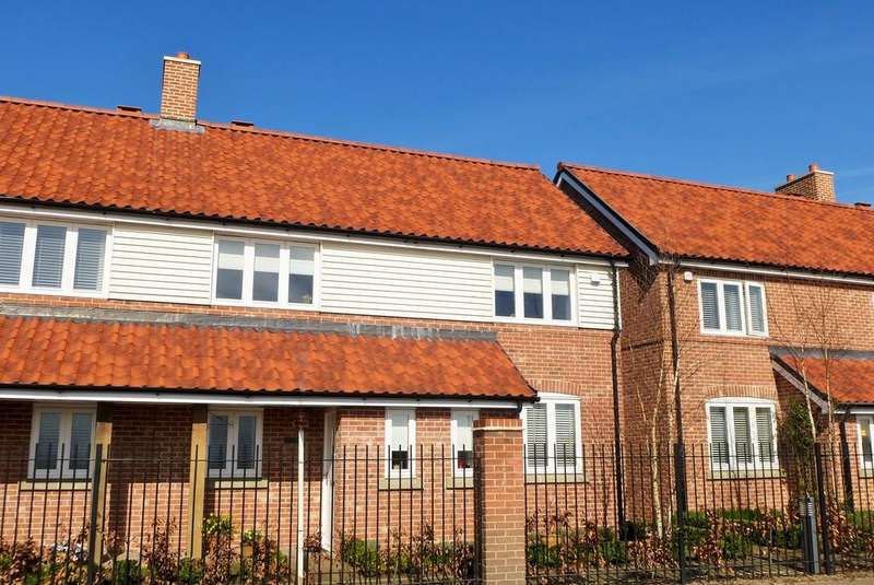 3 Bedrooms Semi Detached House for sale in Pirnhow Street, Ditchingham