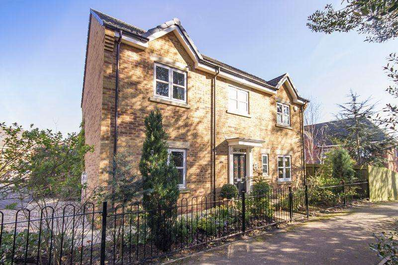 4 Bedrooms Detached House for sale in HIGHFIELDS PARK DRIVE, DARLEY ABBEY