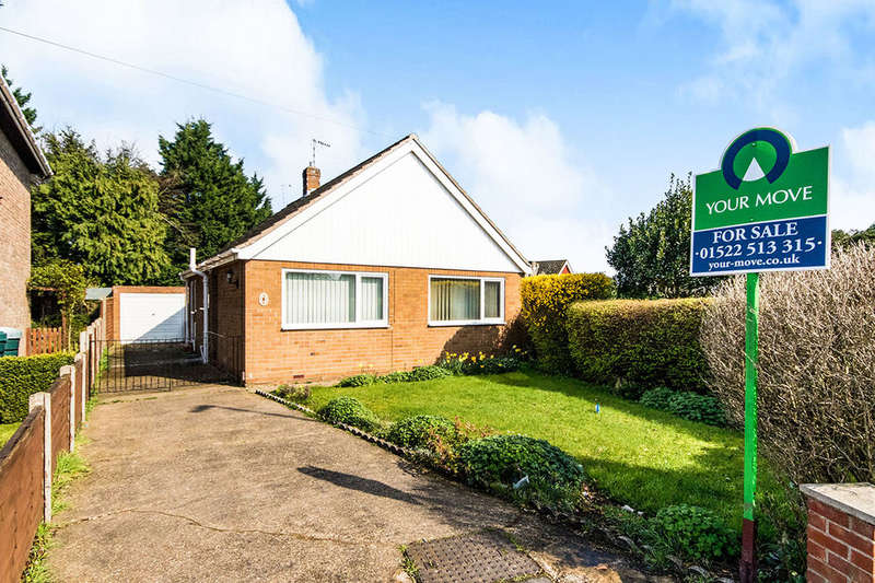 2 Bedrooms Detached Bungalow for sale in Woodfield Avenue, Lincoln, LN6