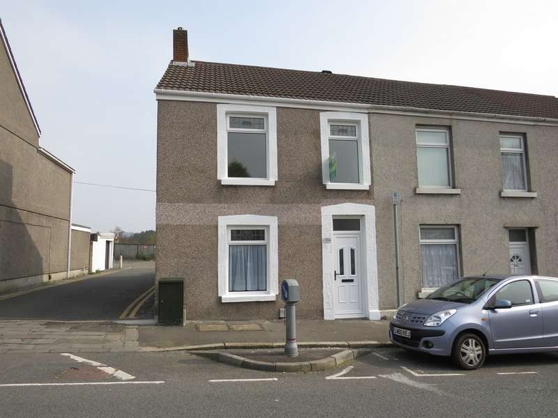 3 Bedrooms End Of Terrace House for sale in Neath Road, Plasmarl, Swansea