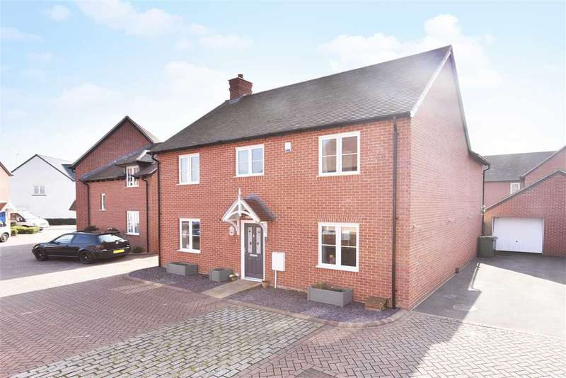 4 Bedrooms Detached House for sale in ASH WAY, WHITELEY