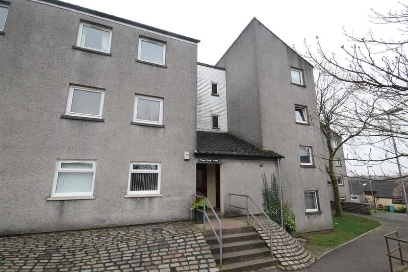 1 Bedroom Flat for sale in Tiree Drive, Ravenswood, Cumbernauld
