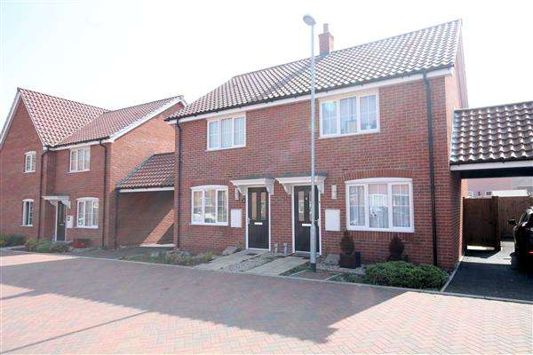 2 Bedrooms House for sale in Dresden Square, Clacton on Sea