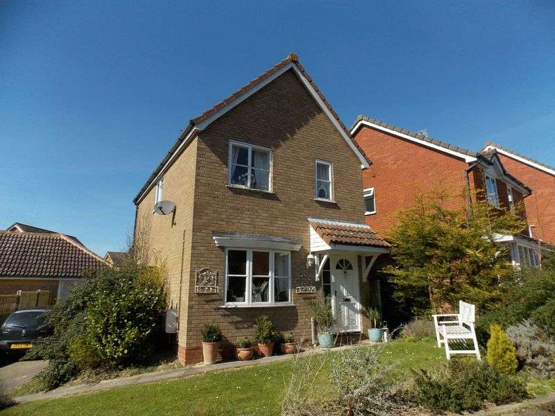 3 Bedrooms Detached House for sale in Kettleborrow Close, Ixworth