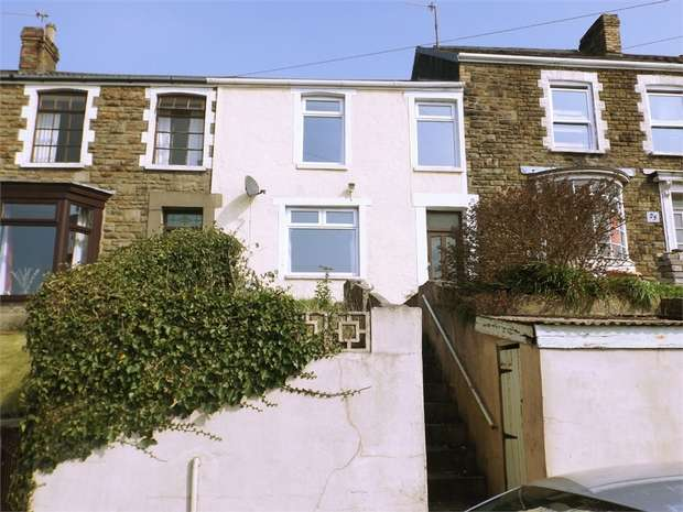 3 Bedrooms Terraced House for sale in Sea View Terrace, Baglan, Port Talbot, West Glamorgan