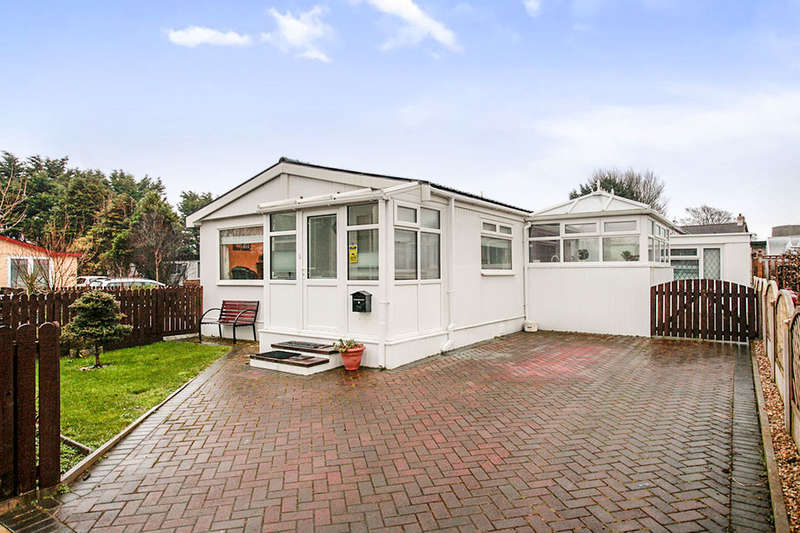 3 Bedrooms Detached Bungalow for sale in The Lido Village Barracks Bridge, Silloth, Wigton, CA7