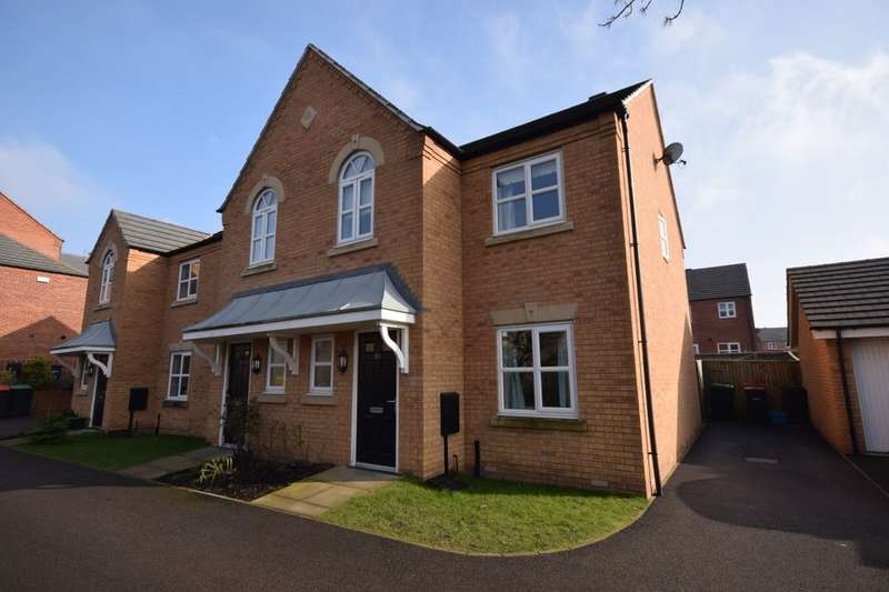 3 Bedrooms Semi Detached House for sale in Lindleys Lane, Kirkby-In-Ashfield, Nottingham, NG17