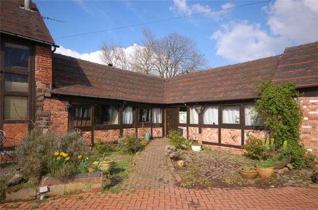 2 Bedrooms Mews House for sale in South Road, Ditton Priors, BRIDGNORTH, Shropshire