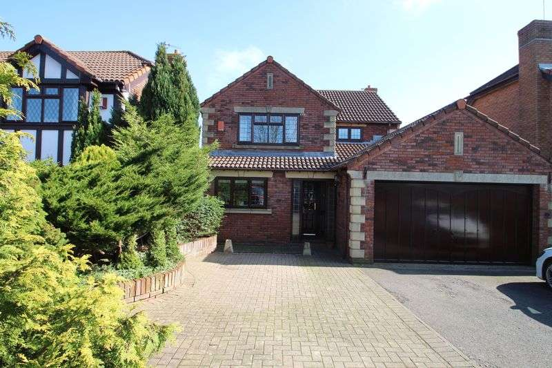 4 Bedrooms Detached House for sale in Davis Close Barrs Court Bristol
