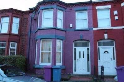 House for sale in Egerton Road, Wavertree, Liverpool, Merseyside, L15