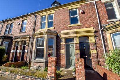 1 Bedroom Flat for sale in Mundella Terrace, Newcastle Upon Tyne, Tyne and Wear, NE6
