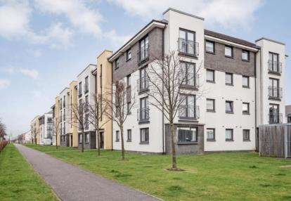 2 Bedrooms Flat for sale in Kenley Road, Renfrew, Renfrewshire