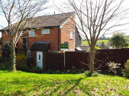 1 Bedroom Semi Detached House for sale in Winchester, Hampshire