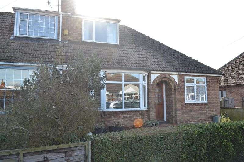 3 Bedrooms Semi Detached Bungalow for sale in Westbourne Grove, Grimsby