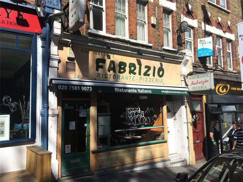 Shop Commercial for sale in Highgate Hill, London, N19
