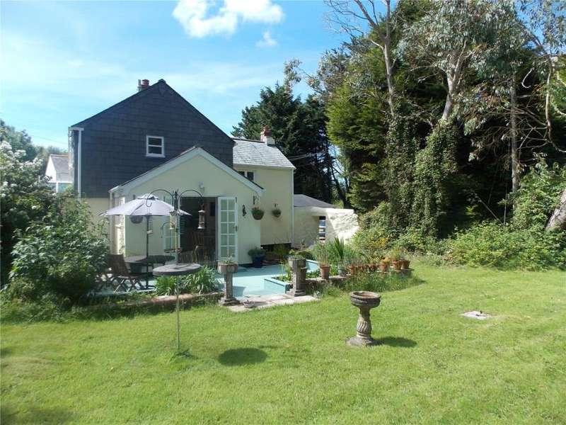 4 Bedrooms Semi Detached House for sale in Calloose Lane West, Leedstown, Hayle