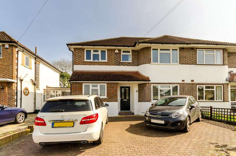 4 Bedrooms House for sale in Sterry Drive, Stoneleigh, KT19