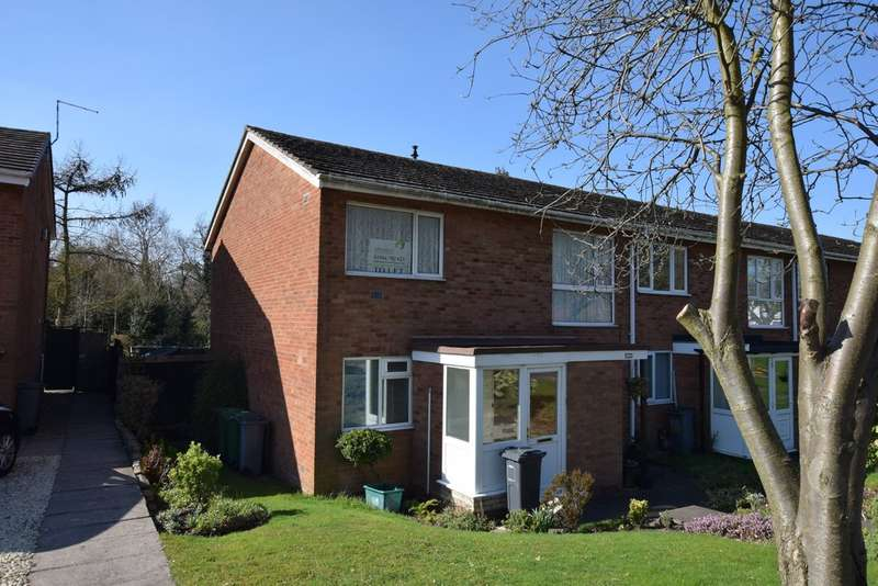 2 Bedrooms Maisonette Flat for sale in Rowood Drive, Solihull