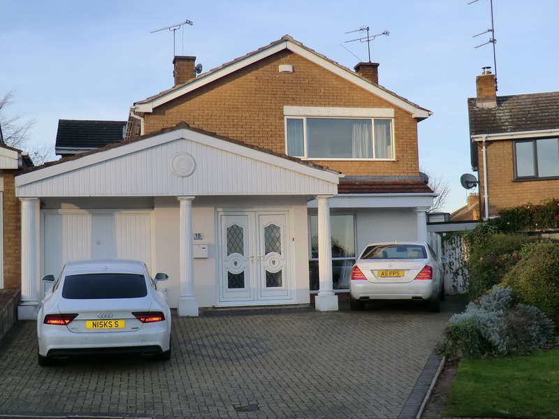 5 Bedrooms Detached House for sale in Cotswold Drive, Coventry