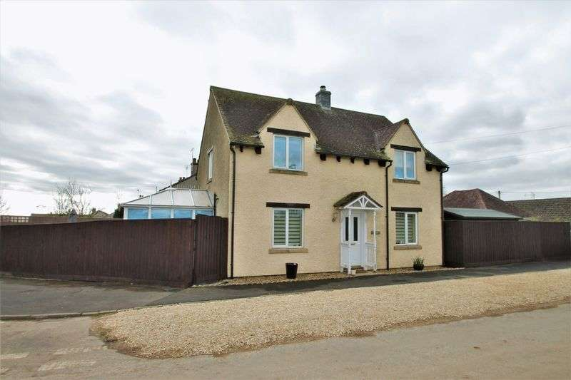 3 Bedrooms Detached House for sale in Burcombe, Woodmancote, Gloucestershire