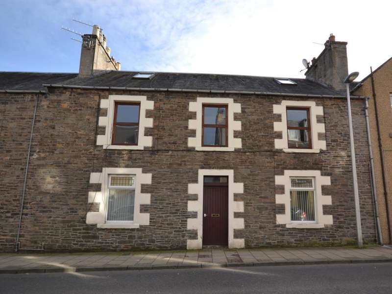 3 Bedrooms Maisonette Flat for sale in 3, Myreslaw Green Hawick, TD9 0HZ
