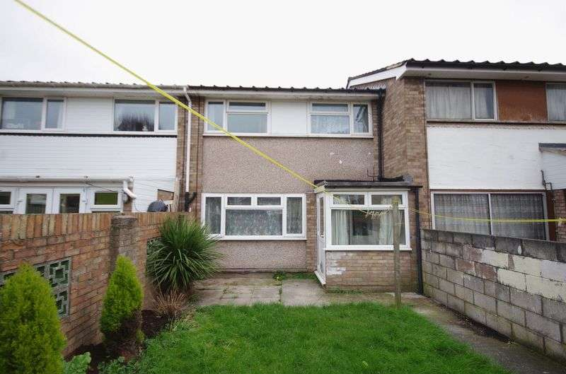 3 Bedrooms Terraced House for sale in Bevington Close, Patchway, Bristol