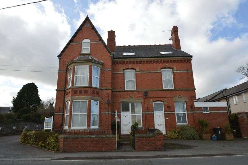 1 Bedroom Flat for sale in North Street, Caerwys