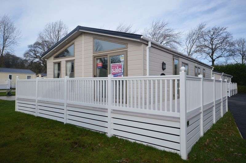 2 Bedrooms Property for sale in Holiday Lodges For Sale On Popular Dawlish Warren Site