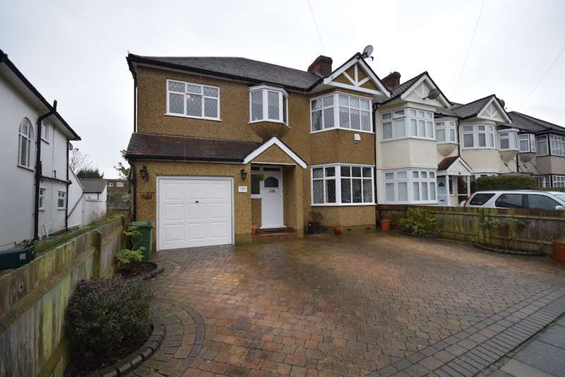 5 Bedrooms End Of Terrace House for sale in Springfield ave, Merton Park, London, SW20