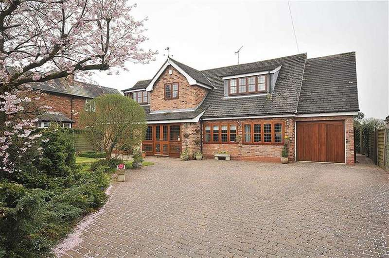 4 Bedrooms Detached House for sale in Mayfield Road, Mobberley
