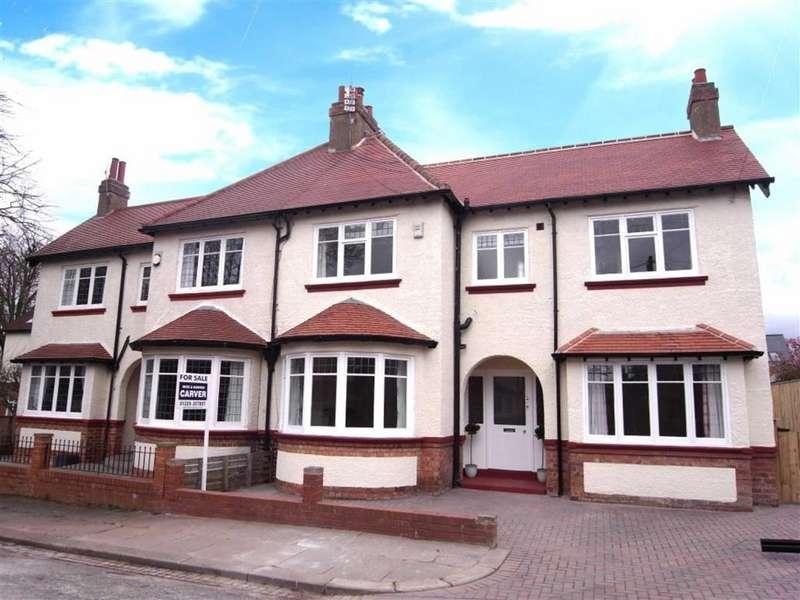 4 Bedrooms Semi Detached House for sale in Sylvan Grove, Darlington