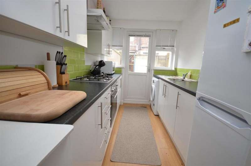 2 Bedrooms Terraced House for sale in Nutgrove Avenue, St. Helens