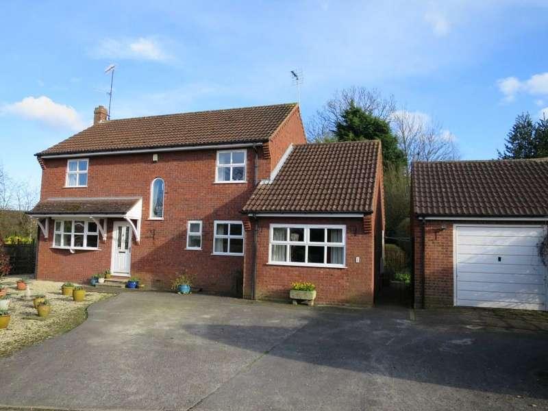 4 Bedrooms Detached House for sale in 1 Folliott Ward Close, Malton YO17 7NN