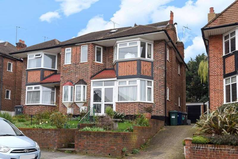 4 Bedrooms Semi Detached House for sale in The Woodlands, Southgate, N14