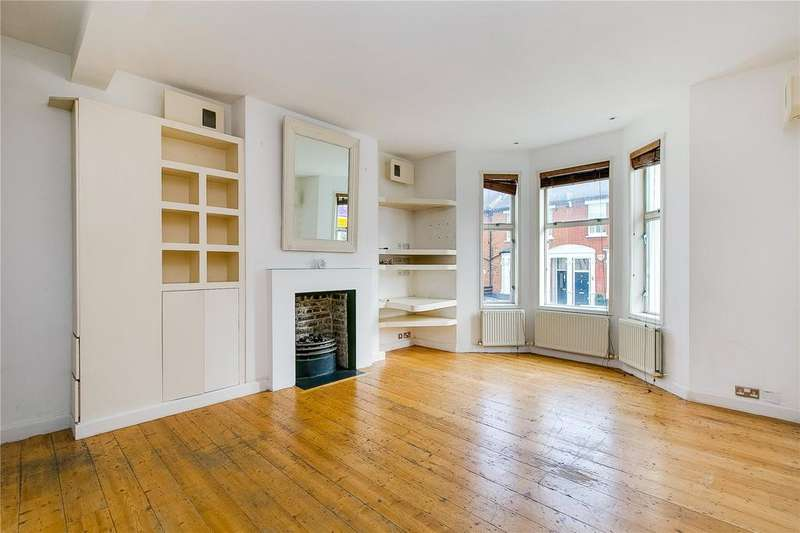 1 Bedroom Flat for sale in Anselm Road, Fulham, LONDON