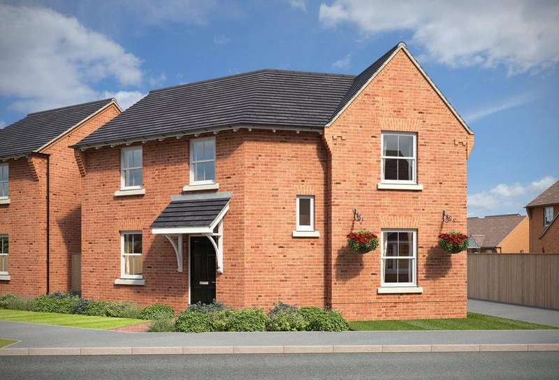 3 Bedrooms Semi Detached House for sale in Stockton Road, Long Itchington, Southam
