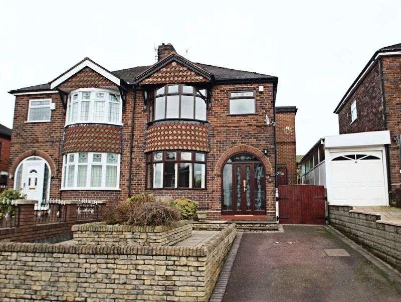 3 Bedrooms Semi Detached House for sale in Birchgate Grove, Bucknall
