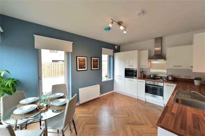 2 Bedrooms House for sale in Plot 2,Type 3 Fruitmarket, Hutchison Road, Edinburgh, Midlothian