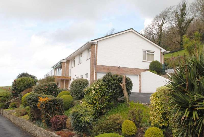 4 Bedrooms Detached House for sale in Willoway Lane, Braunton