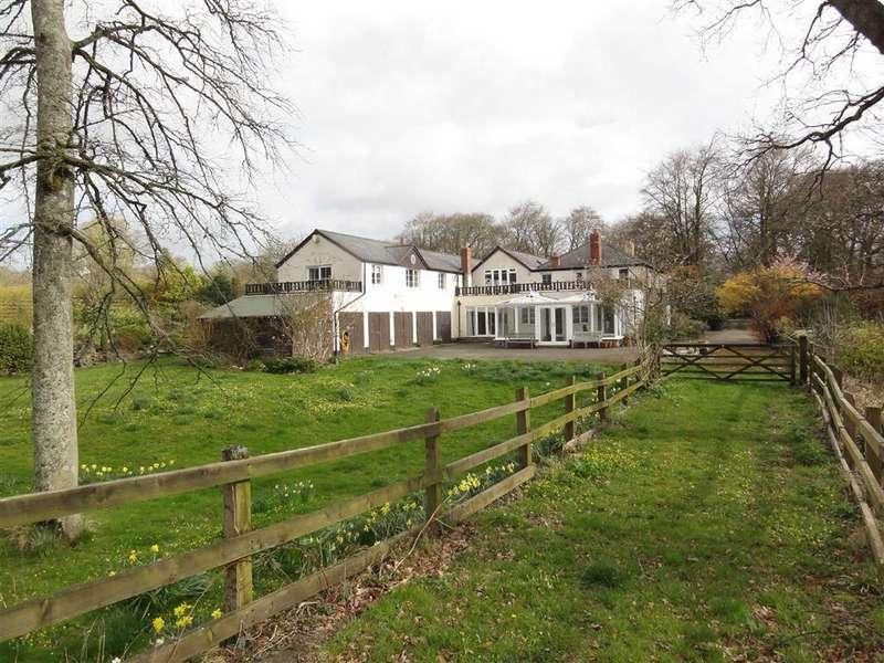 6 Bedrooms Detached House for sale in Shebbear, Devon, EX21