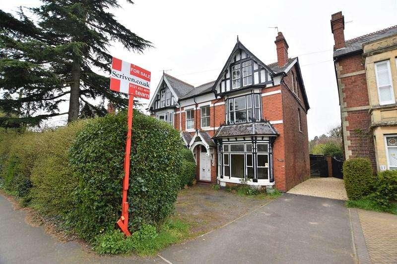 6 Bedrooms Semi Detached House for sale in Kidderminster Road, Hagley, Stourbridge