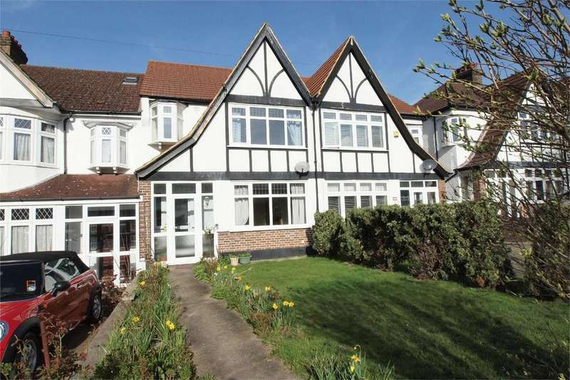3 Bedrooms Terraced House for sale in Wickham Chase, West Wickham, Kent