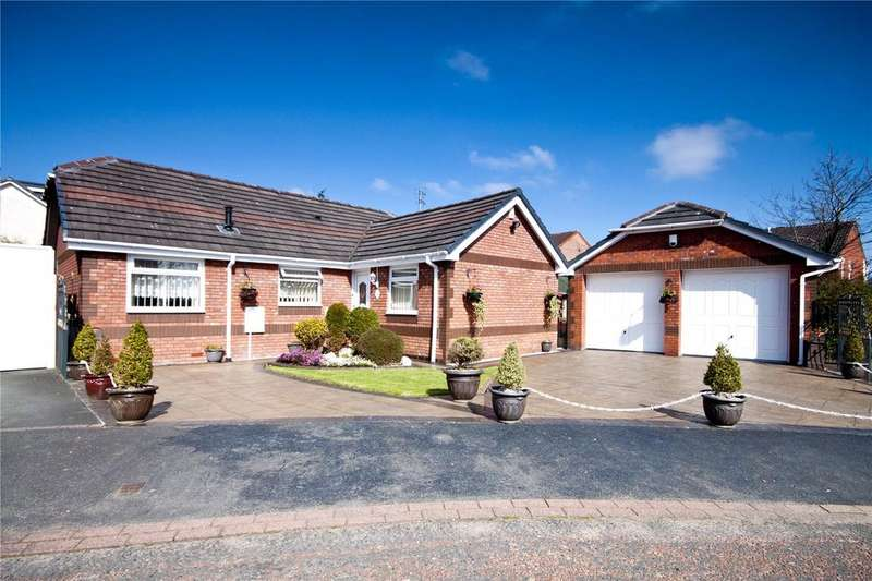 2 Bedrooms Detached Bungalow for sale in Cotswolds Crescent, Liverpool, Merseyside, L26